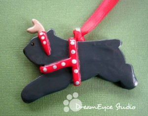 bouvier_leaping_reindeer_ornament